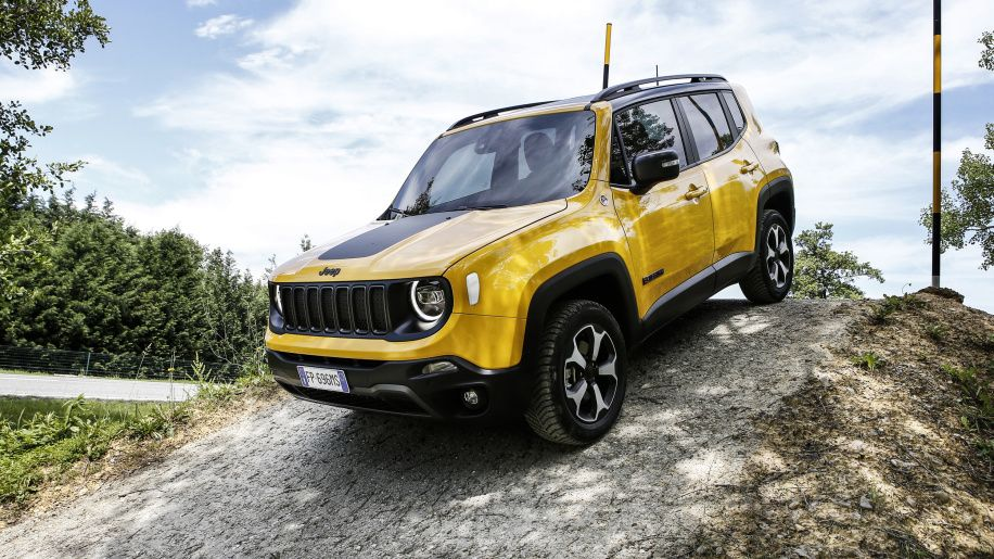 2019 Jeep Renegade Gets Updated Styling And New Turbocharged