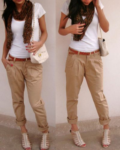 b4bfefc559 Khaki Skinny Jeans Outfit This
