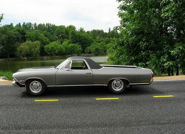 1968 Chevy El Camino 1968 Chevy El Camino 4 With Images