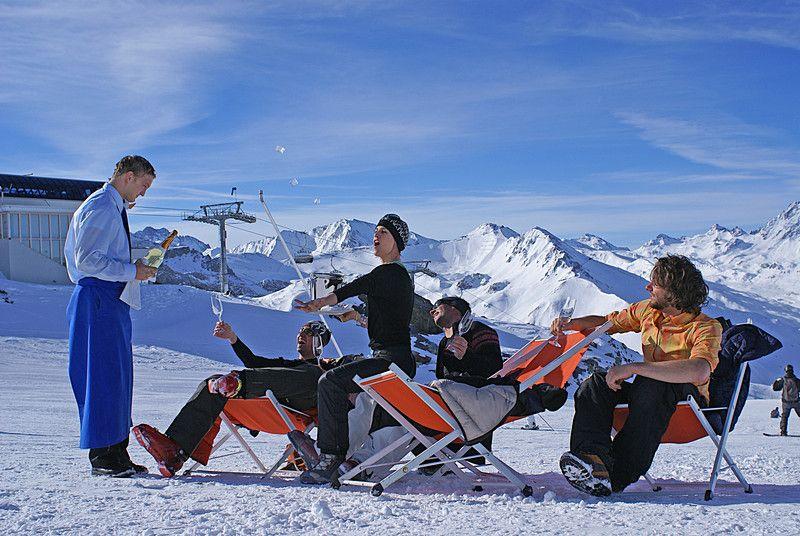 Essen und Trinken Ischgl : Tiroler Küche | ❄️pray for snow ...