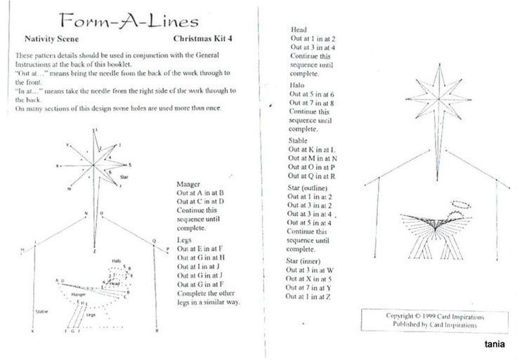 Native scene | sewing cards | Pinterest | Tarjetas