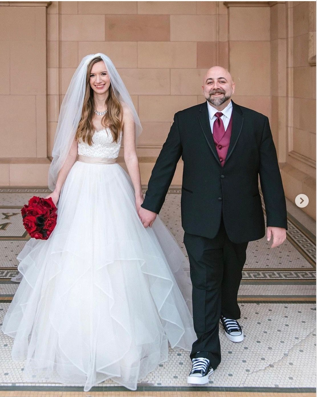 40db40308cbd6 Duff Goldman and Johnna Colby wed 2019 Ace of Cakes Star | Famous ...