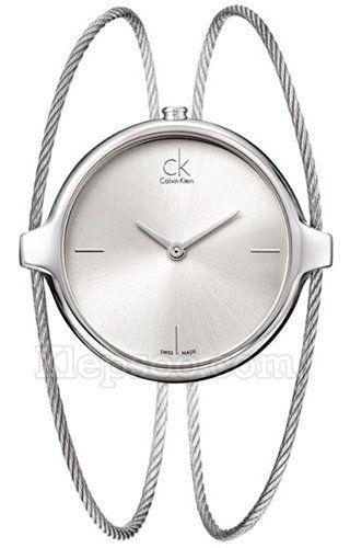 07b787dc0f0 Calvin Klein Agile Collection Silver Dial Women s Watch - K2Z2M116 Calvin  Klein.  193.95. Brand  Calvin Klein. Model  K2Z2M116. Attractive Design