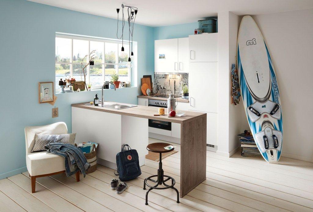 Kleine Küchen Mit einer guten Planung auf nichts