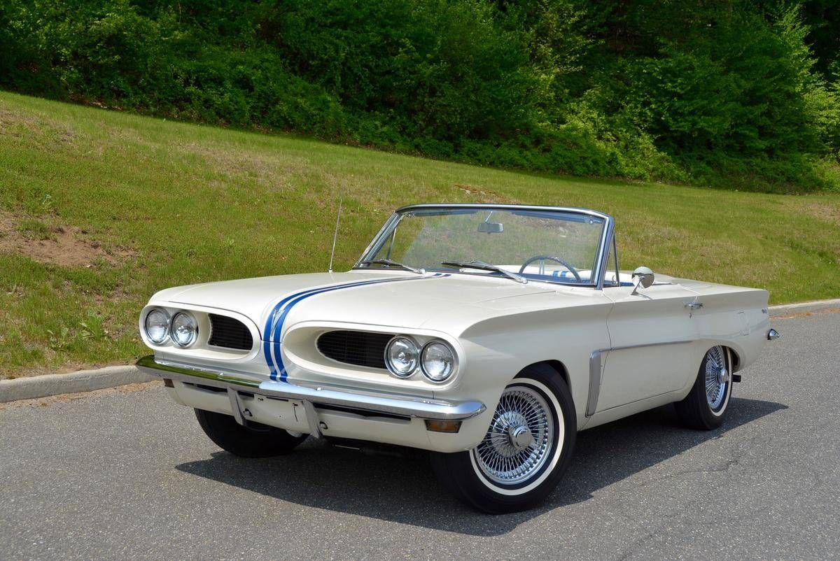 1961 Pontiac Monte Carlo Two Door Convertible Concept Car