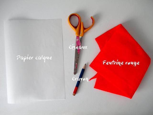 DIY Herz Lesezeichen – kleine Brezel  – Marque page