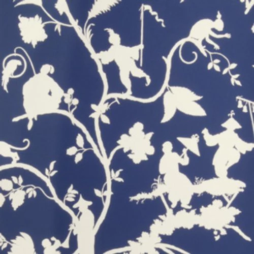 Buy Toile Wallpapers Online DecoratorsBest White