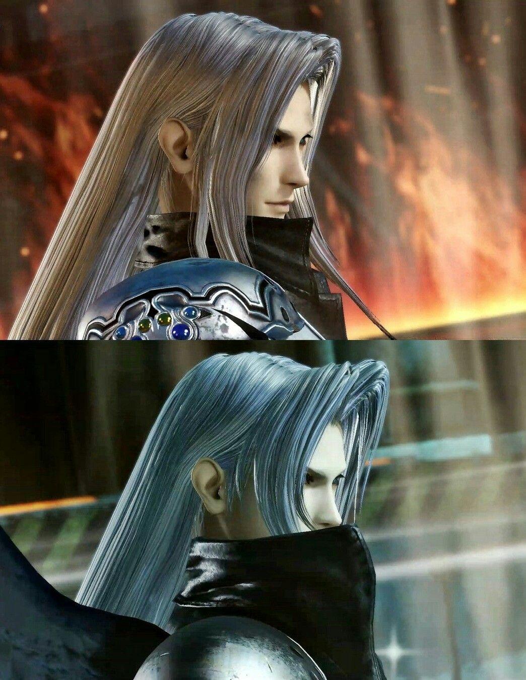 Sephiroth Final fantasy vii, Final fantasy, Sephiroth