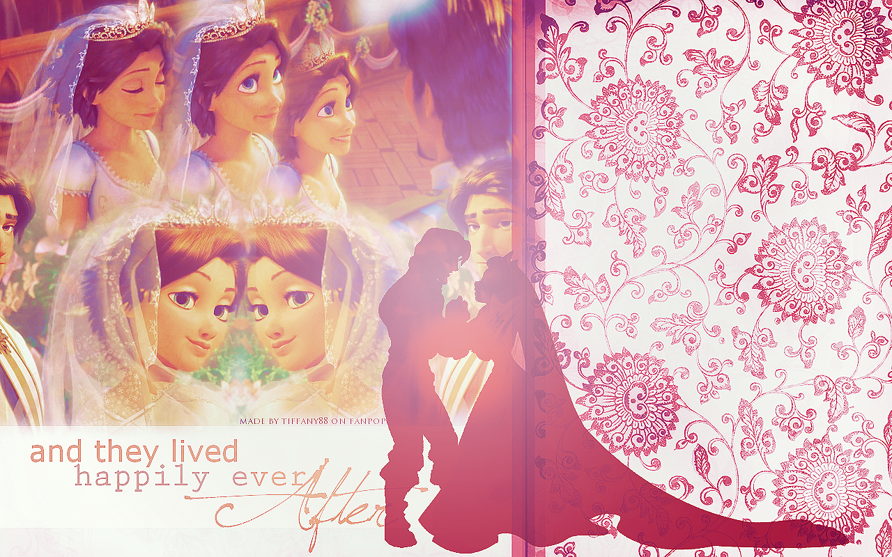 Wallpaper Made By Me HD And Background Photos Of Tangled Ever After For Fans Images