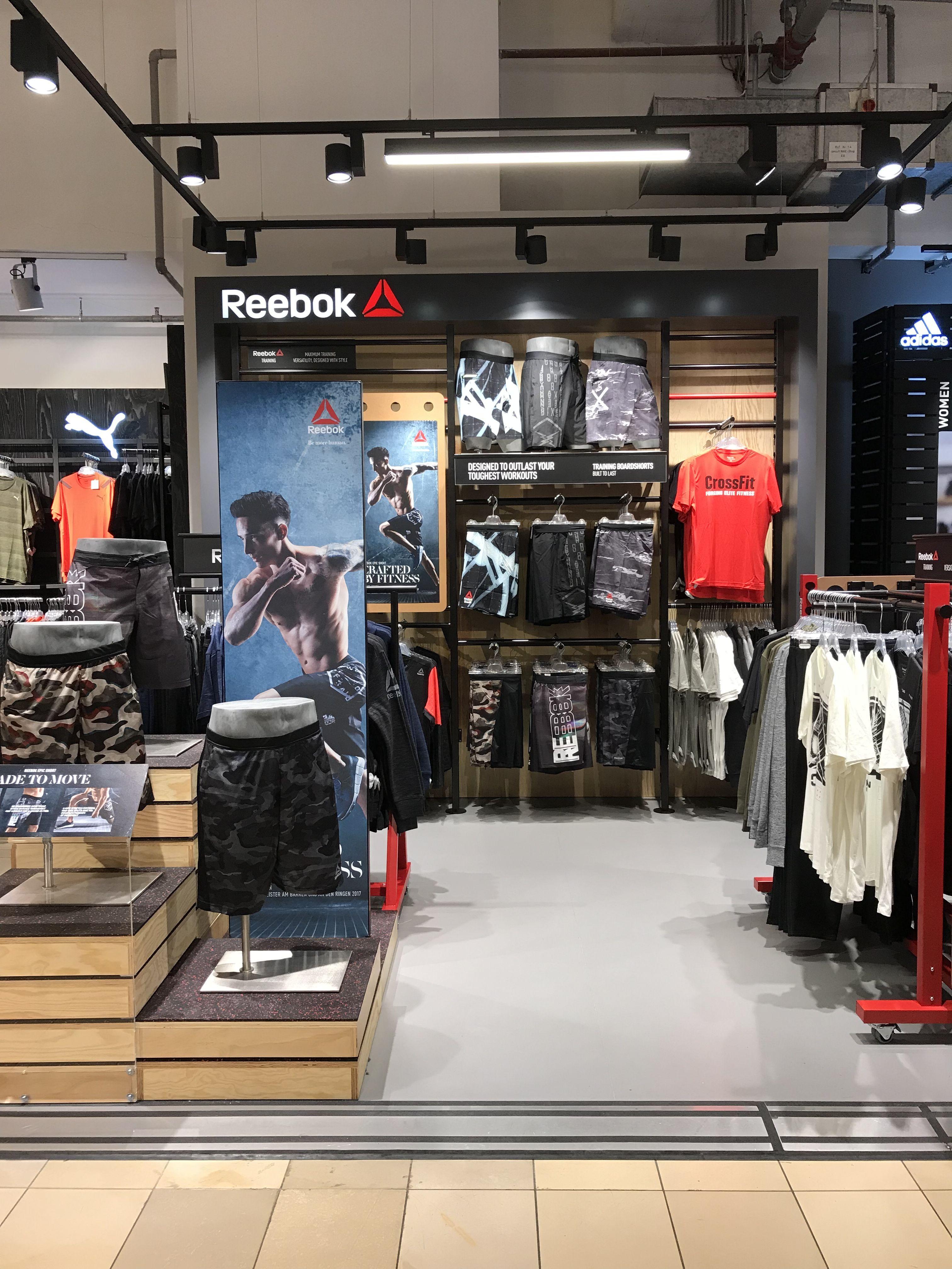 Berlin market visit for Reebok Germany - #visualmerchandising #vm ...