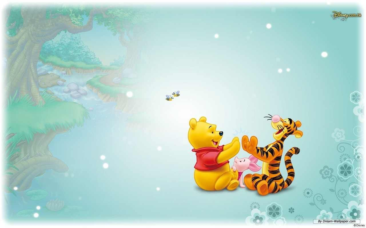 Winnie The Pooh Backgrounds Wallpaper Pooh Bear Winnie The Pooh Background Pooh Cartoon Wallpaper