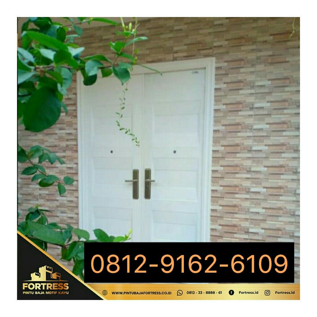 0812-9162-6108 (FORTRESS), Unique Shape of House Doors