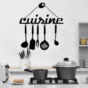 Stickers Deco Cuisine | Stickers Esprit Design Stickers Ustensile Cuisine 8 50