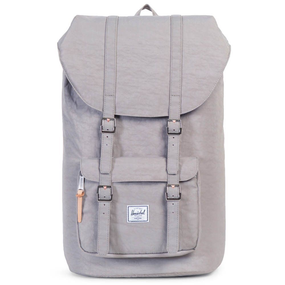 Herschel Supply Co. Little America Backpack - Agate Grey Nylon ... ff39df30ad996