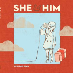 She and him song list