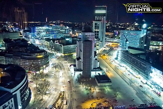 MTV HAUPTSTADT.CLUB mit Chris Avedon - Berlin @ Night    Tags: location, Party, disco, club , town , stadt