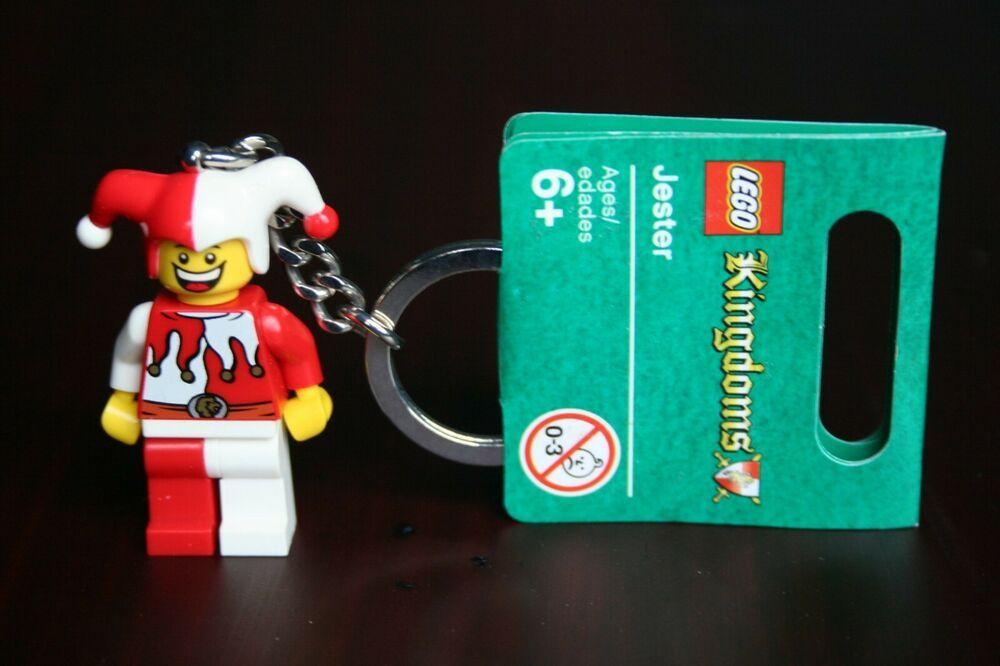 852958 NEW LEGO KEYCHAIN KINGDOMS KING