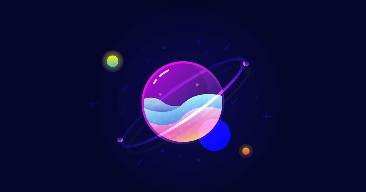 Hd Vector Wallpapers 1920x1080 You Can Use The Entire Picture As A Wallpaper Or You Can Freely Choose Wallpaper 4k Planets Vector 4k 10k Wallpapers 4k Wallp