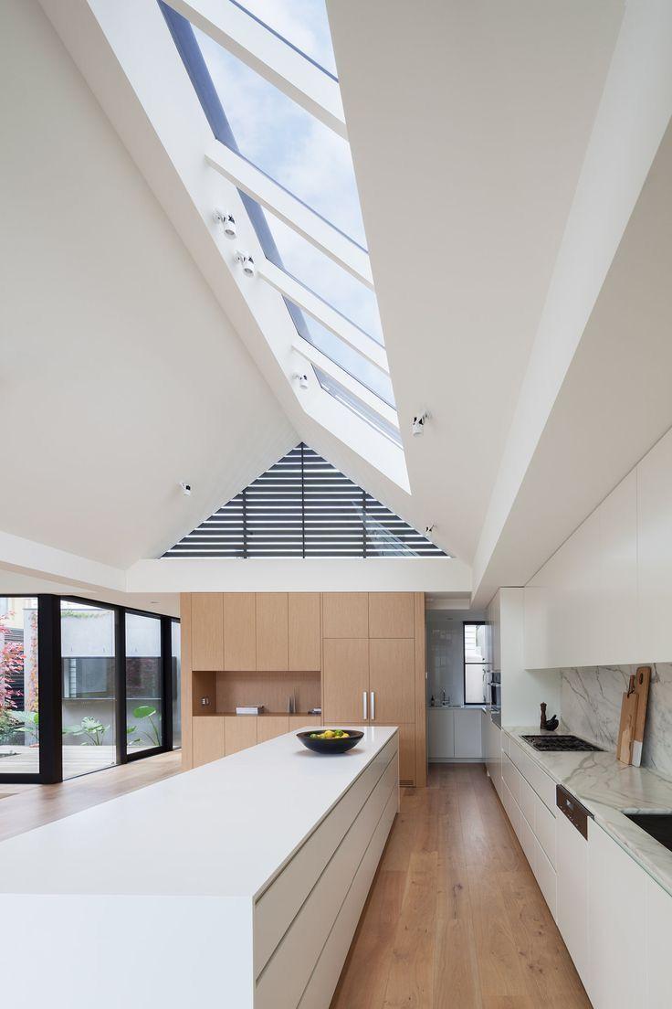 Dream Kitchen Inspiration | Modern Interior Design Inspiration -  Home goals! Living here would be a dream! 😍 #housegoals #interior #dreamhome #house #homeinspira - #design #dream #FurnitureDesign #inspiration #interior #kitchen #KitchenInterior #modern #ModernKitchenDesign