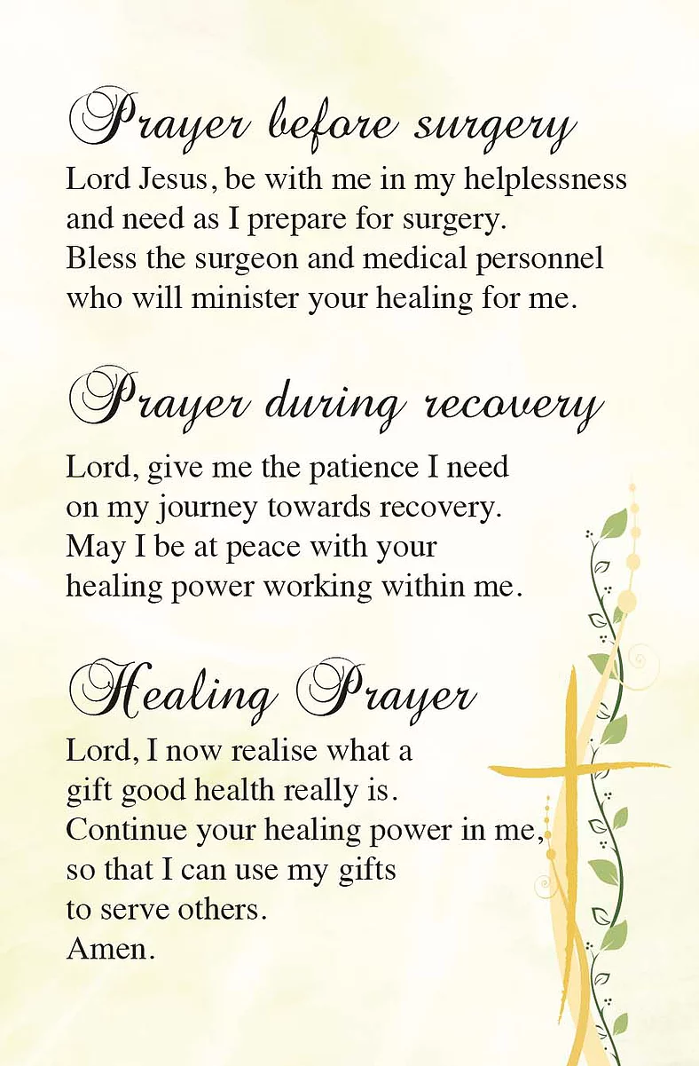 Healing Quotes For Sick Mother
