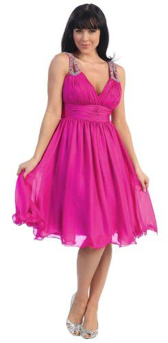 $114.99 Formal Cocktail Party Short Prom Dress #622 (20, Hot Pink) #prom dress