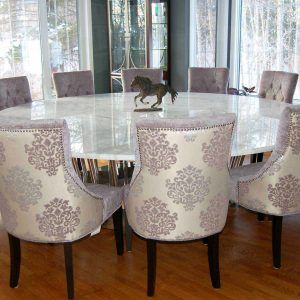 10 Person Round Dining Table  Httpcapturecardiff Amusing Dining Room Tables That Seat 10 Decorating Inspiration