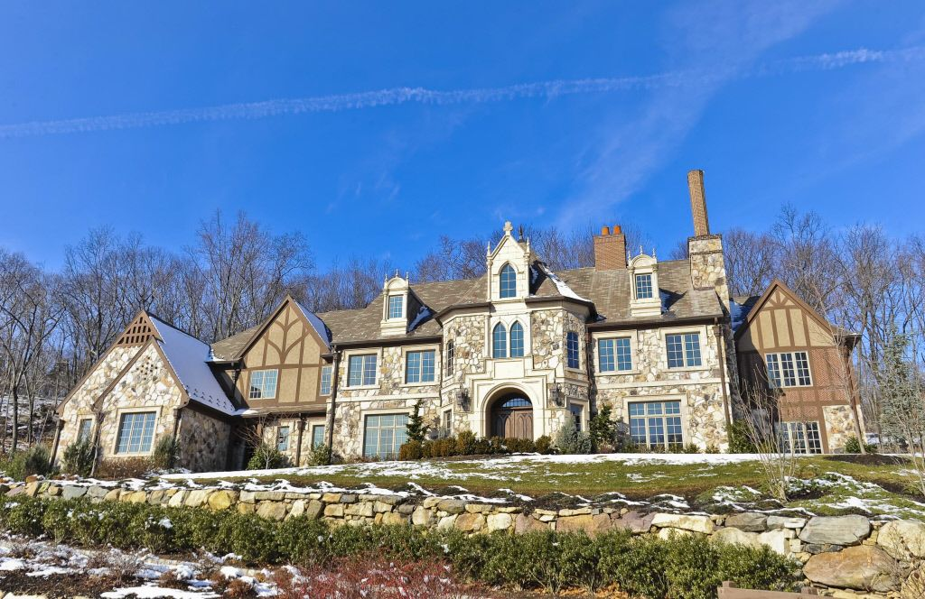 luxurious tudors | English Tudor Mansion in Montville, NJ » mon