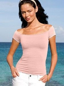 3180317baa Victoria s Secret - Boatneck Bra Top