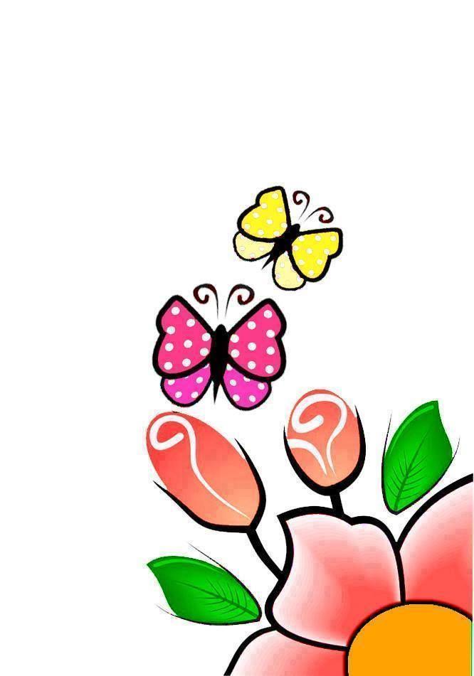 Flor Colorida Unhas Artesanais Desenhos Pra Unhas Pelicula De Unha