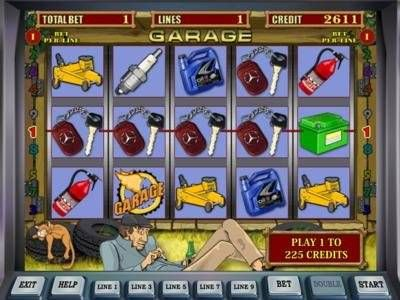 Игровые автоматы гаражи онлайн бесплатно играть без регистрации как заработать в казино не вкладывая свои деньги