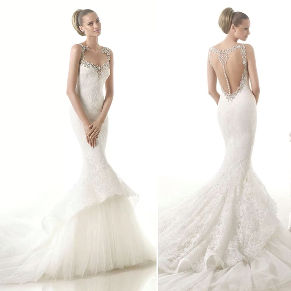 We are having this gorgeous  wedding gown in size 10 coming to Perth in early Feb for a photoshoot project. Perth bride-to-be who wants to try it on? Let us know if you are interested. We have more items coming soon