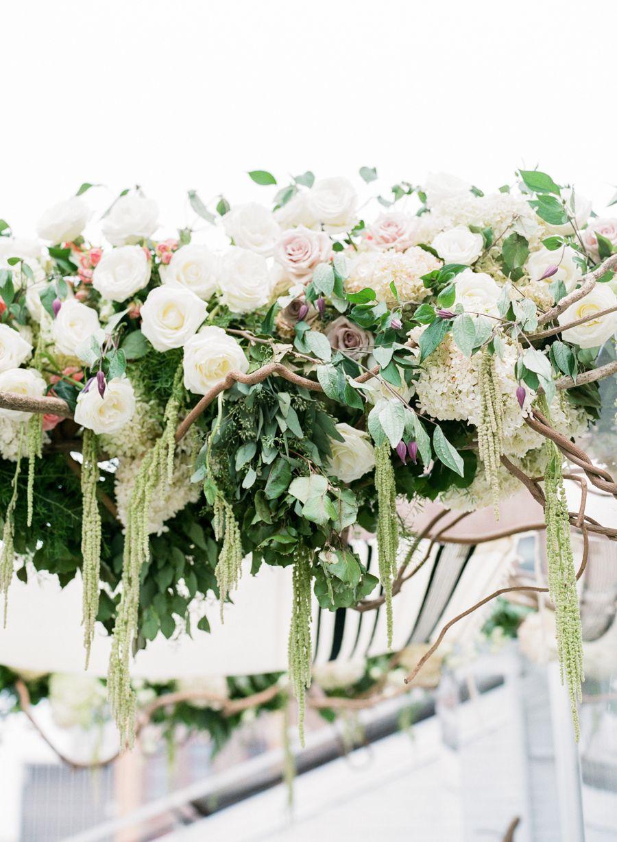Photography: Lindsay Madden Photography - lindsaymaddenphotography.com Floral Design: Celadon & Celery - http://celadoncelery.com Venue: Studio 450 - studio450ny.com   Read More on SMP: http://www.stylemepretty.com/2016/01/07/modern-nyc-wedding-at-studio-450/