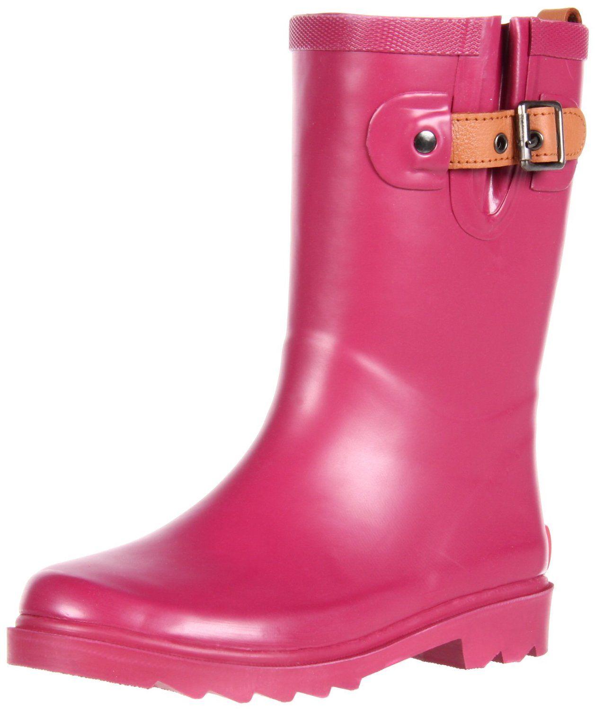 Amazon.com: Chooka Top Solid Junior Rain Boot (Toddler/Little Kid/Big Kid): Shoes
