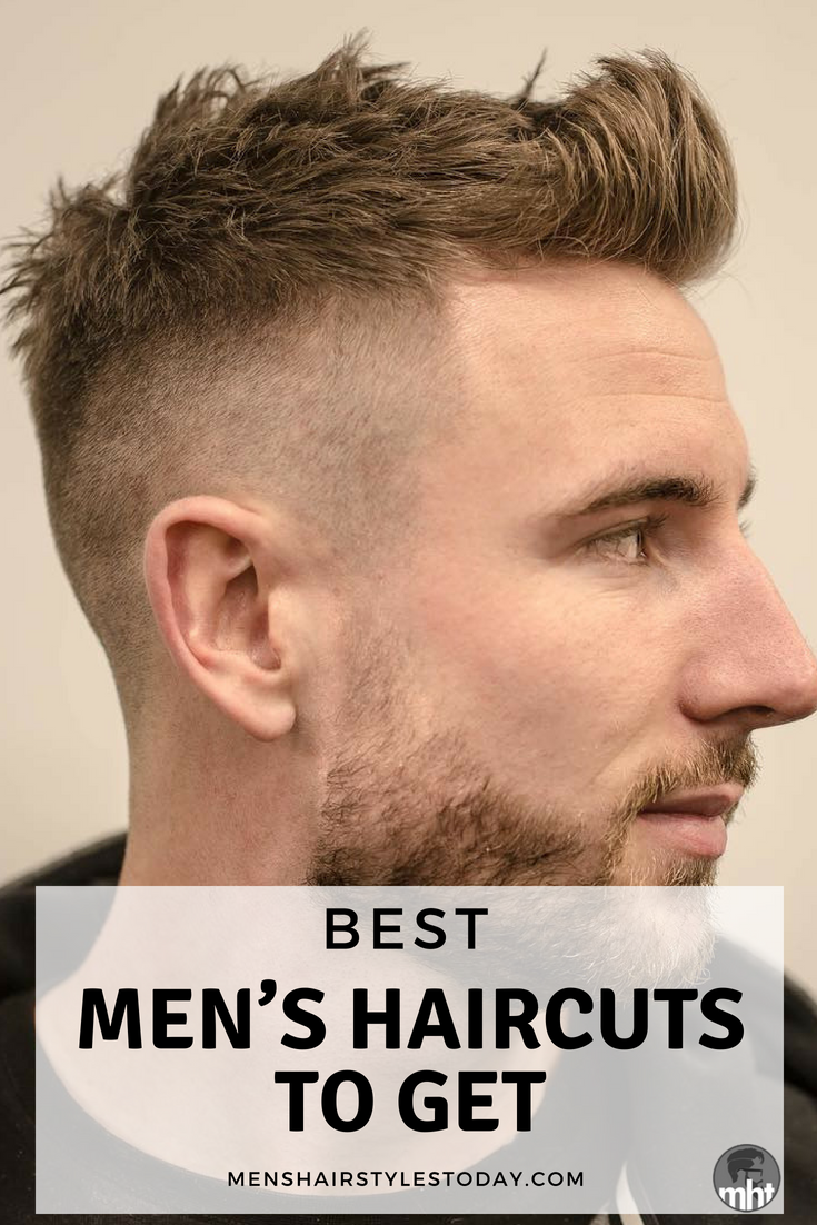 best haircuts for men new hairstyles pinterest