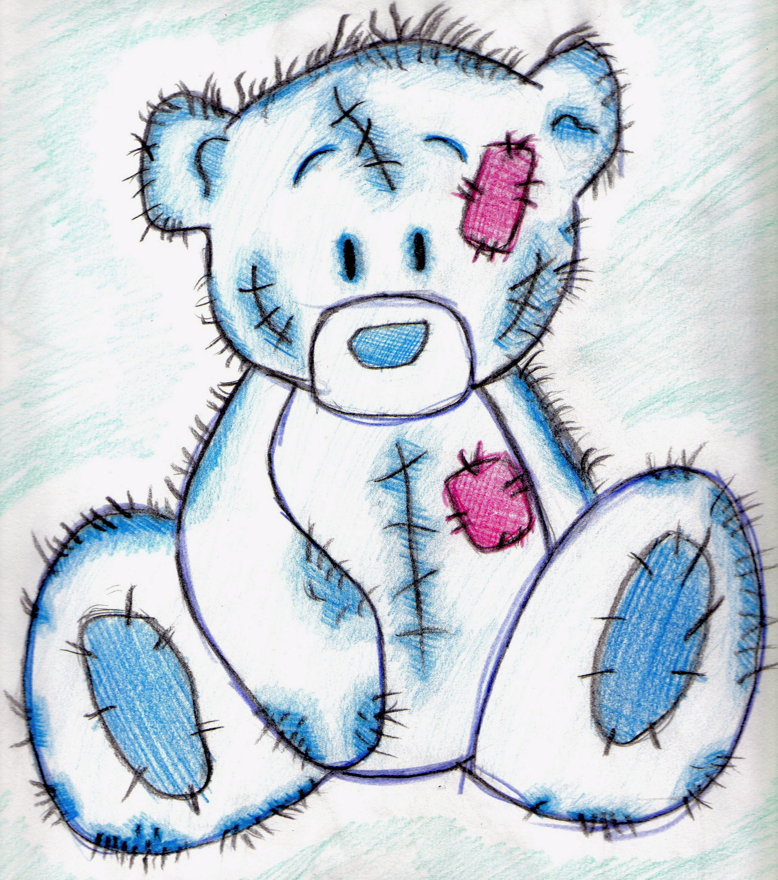 Cute Teddy Bear To Draw ClipArt Best TEDDY Pinterest