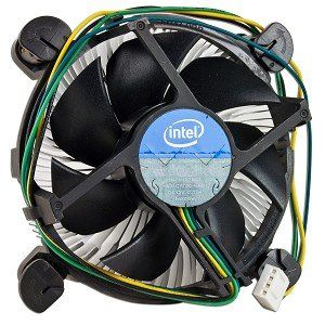 Intel LGA 1155 Processor Fan Price in India, Specifications, Reviews