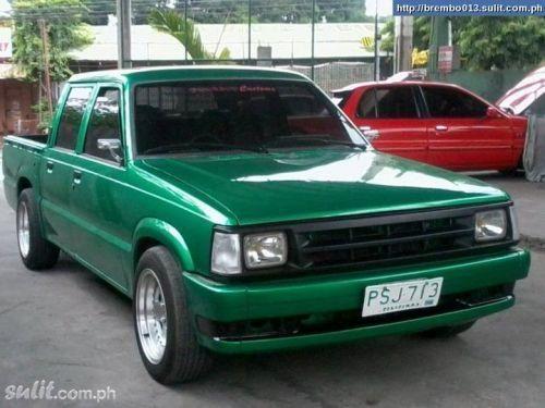 Mazda B2200 4x4