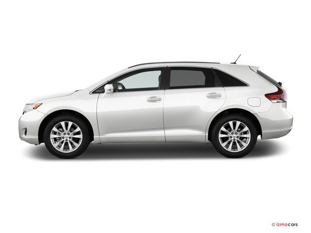 2014 Toyota Venza Pictures Side View U S News Best Cars Toyota Venza Toyota Toyota Cars