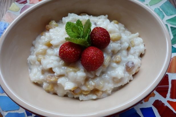 Creamy Rice Pudding | KCTS 9 - Public Television