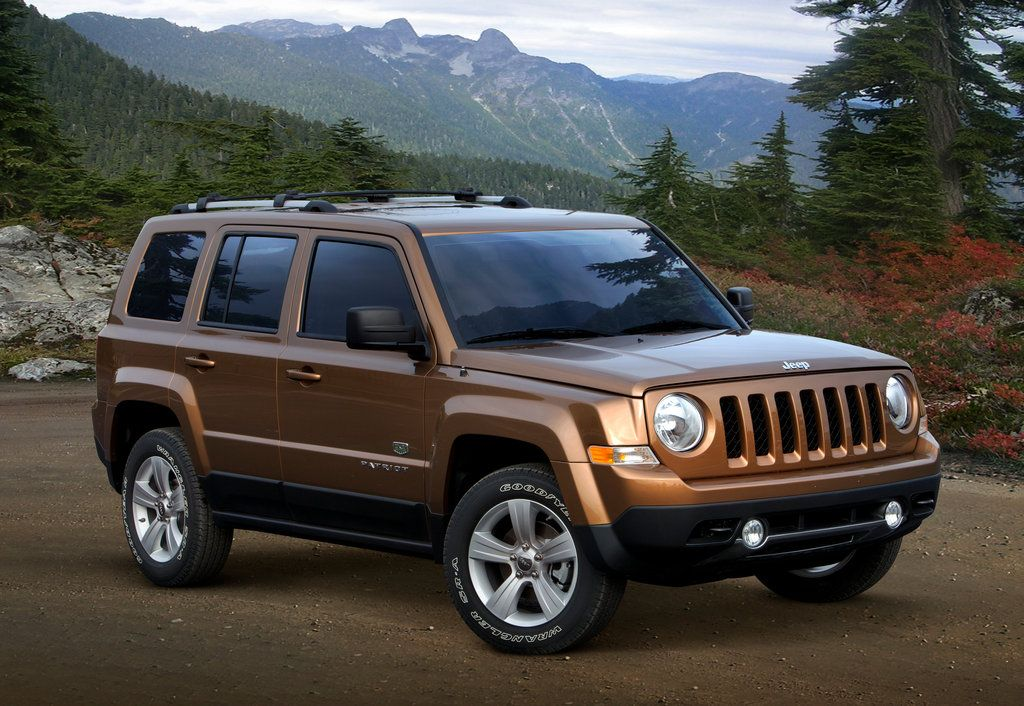 The Gold Patriot Jeep patriot, Jeep, 2011 jeep patriot