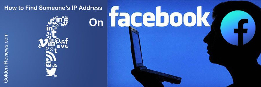 How to find someones ip address on facebook find