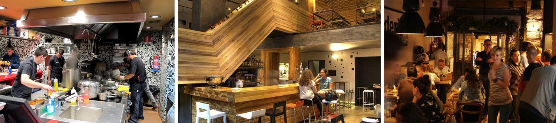 StreetXo - La Gabinoteca - La Pescadería - restaurantes divertidos Madrid