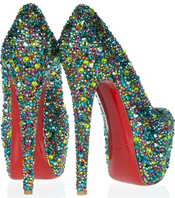 Scarpe Christian Louboutin scarpe vendita outlet