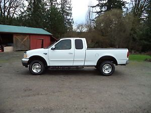 Ford F 150 Xl Extended Cab Pickup 4 Door Ford Extended Cab Cab