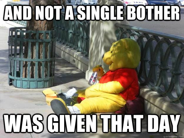 oh pooh