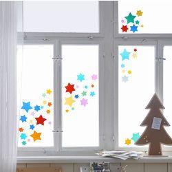 Sachenmacher Fenster-Sternbilder Baum