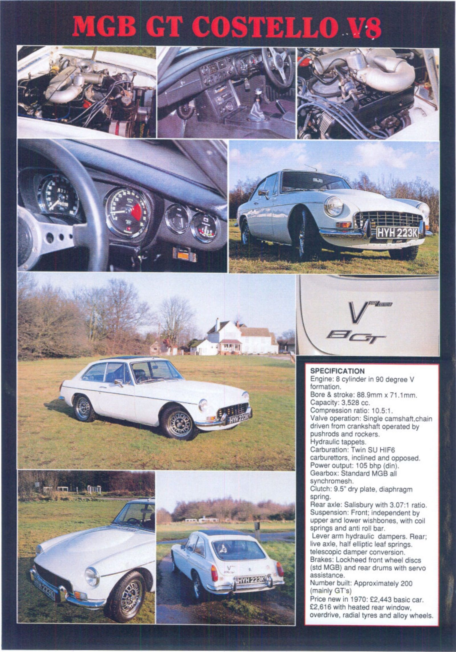 Curbside Classic: 1967 MGB GT - The Truth About Cars