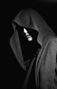 The hooded figure of a Drogarian. Sketch | Art | Pinterest ...