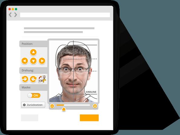 usphoto's Online Passport and Visa Photo Generator for