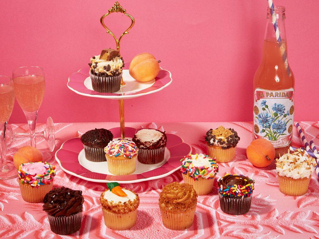 Mini Assorted Gourmet Cupcakes Gourmet cupcakes